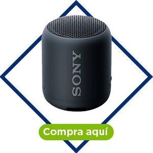 Bocina inalámbrica XB12. Sony