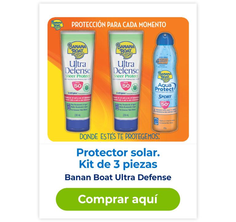 Protector solar Banana Boat Ultra Defense compra aquí