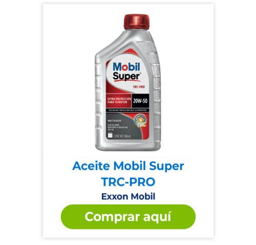 Aceite Mobil: el mejor aceite para motor a gasolina