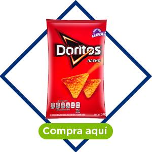 Doritos Nachos, 340 g. Sabritas