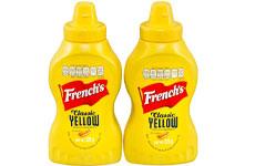 Mostaza French's 2 pzas de 226 g c/u