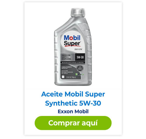 Aceite Mobil Super Synthetic 5W-30