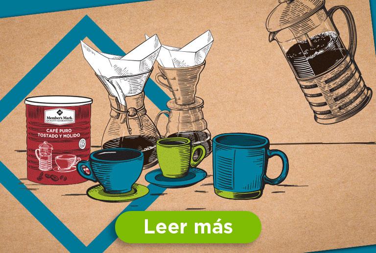 Aprende a preparar un buen café