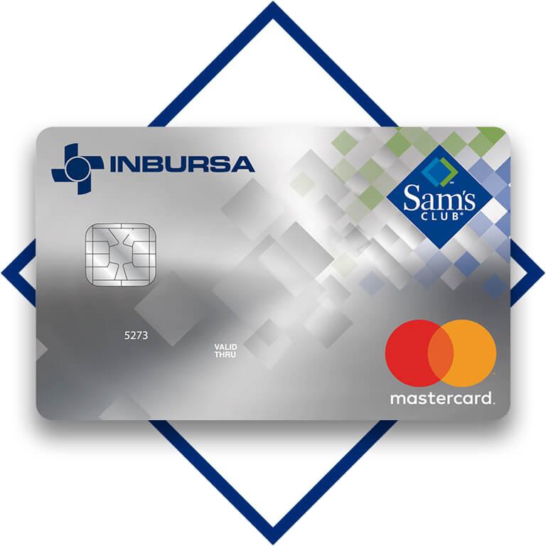 La Tarjeta de Crédito Sam's Club Inbursa tiene grandes beneficios, ¡conócela!