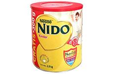Leche en Polvo Nido Kinder 2.8 kg,