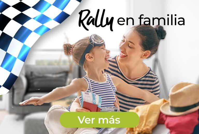 Rally en familia