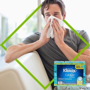 Cúbrete al toser o estornudar