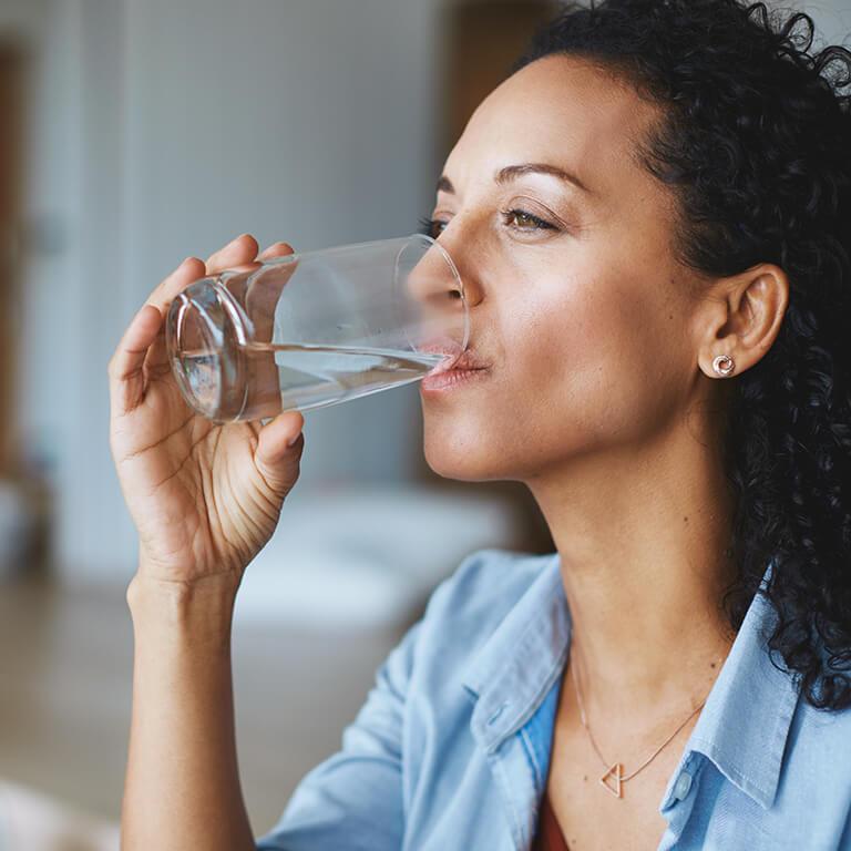Mantente hidratado