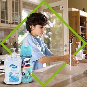 lávate las manos y evita los virus