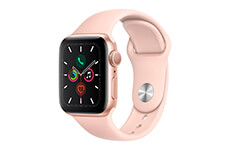 Apple Watch Serie 5 40 mm Rose Gold