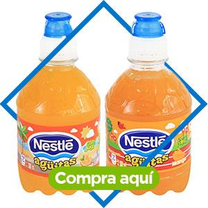 Agüitas Nestlé, 24 pzs.