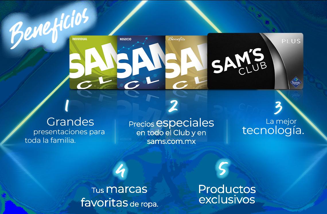 Socio Fest Beneficios. Grandes presentaciones para toda la familia. Precios especiales en todo el Club y en sams.com.mx. La mejor tecnología.
