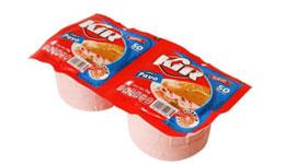Jamón de Pavo Kir 2 pzas de 1 kg