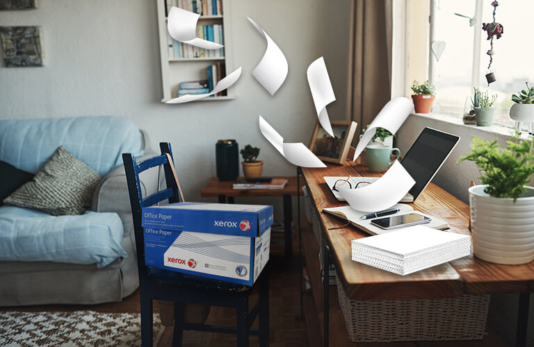 Para un home office muy profesional