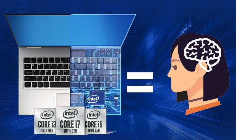 Los procesadores Intel Core son el cerebro de tu computadora