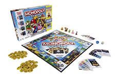 Juego de mesa Monopoly, Hasbro