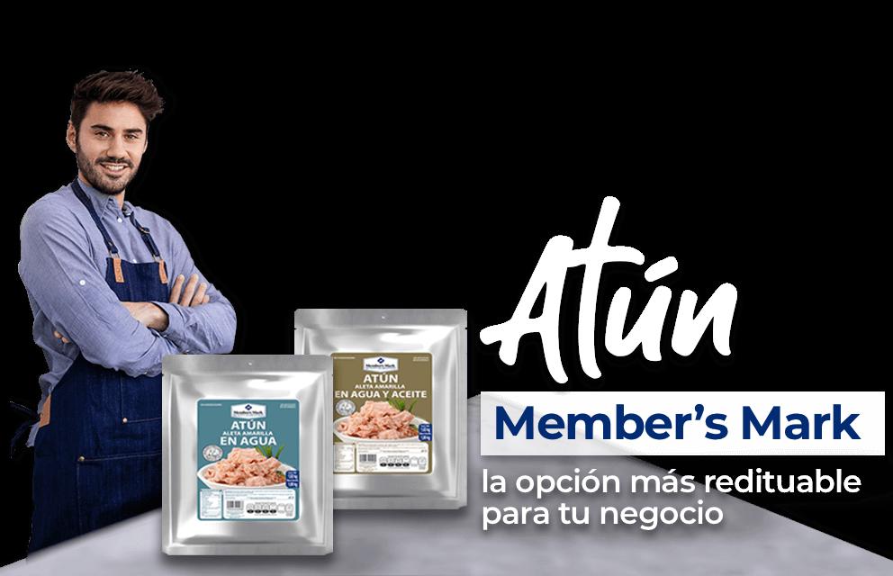 Atún Member's Mark, la opción más redituable para tu negocio