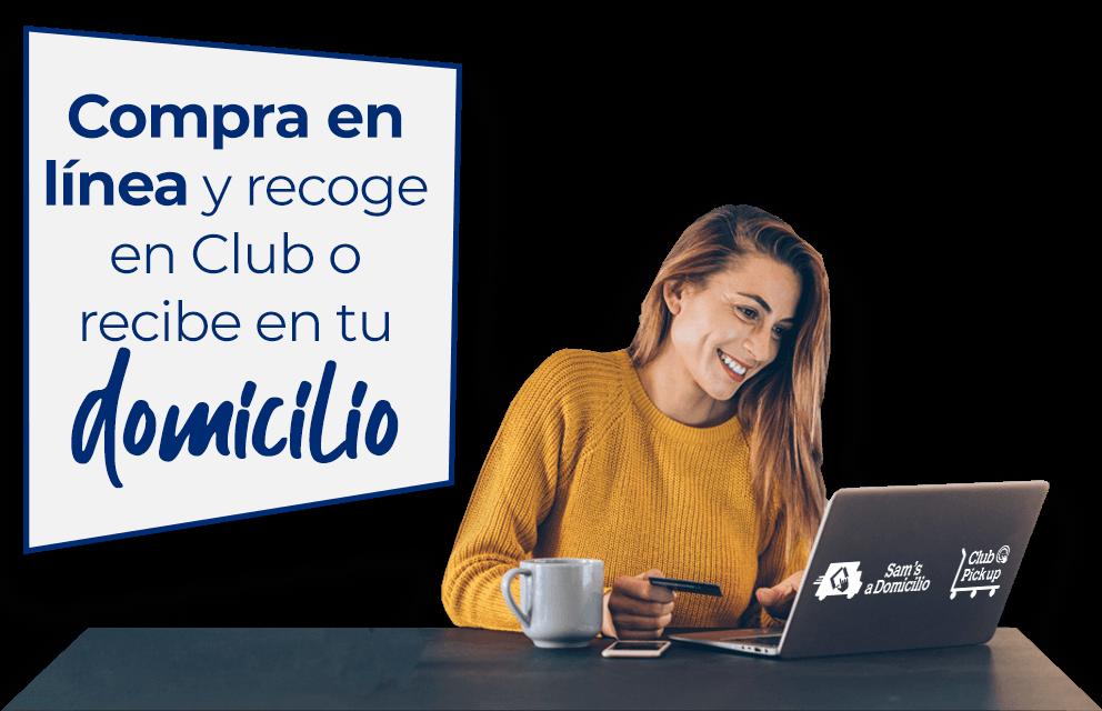 Compra en línea, recoge en Club o recibe en tu domicilio - Club Pickup