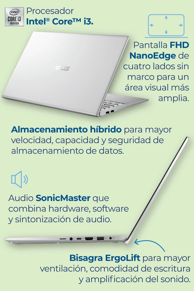 Asus Vivobook 15 el lado mas creativo de la tecnologia
