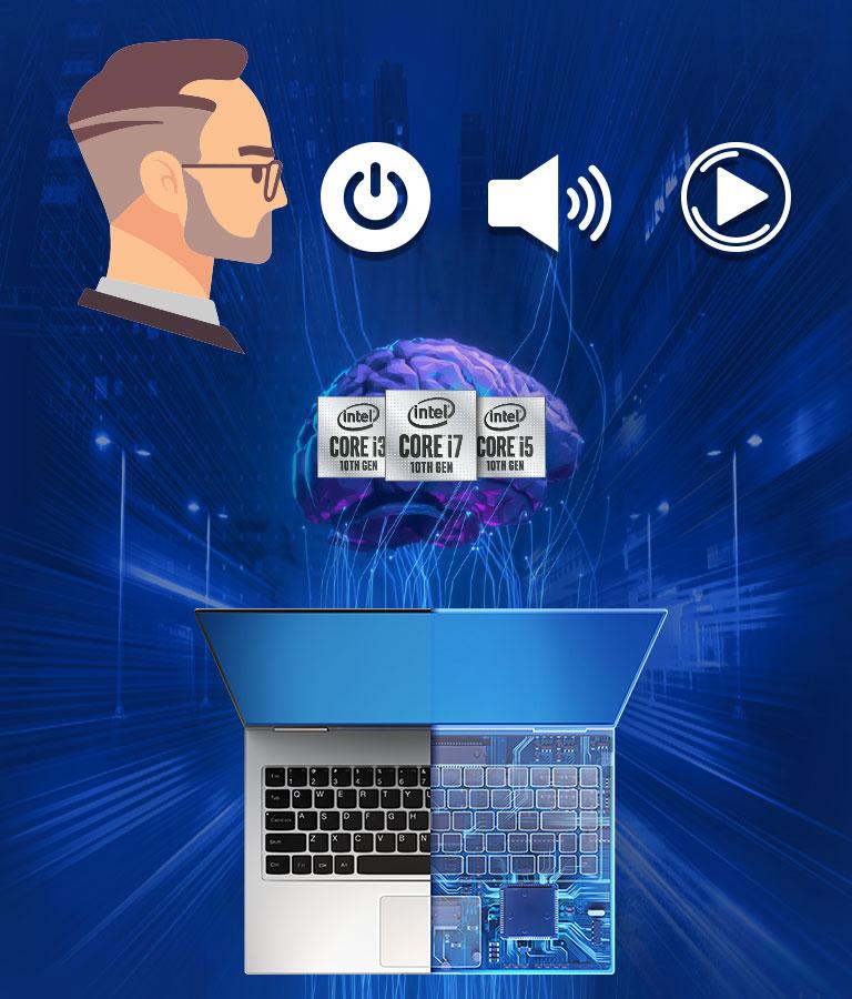Un procesador Intel Core también es una especie de traductor