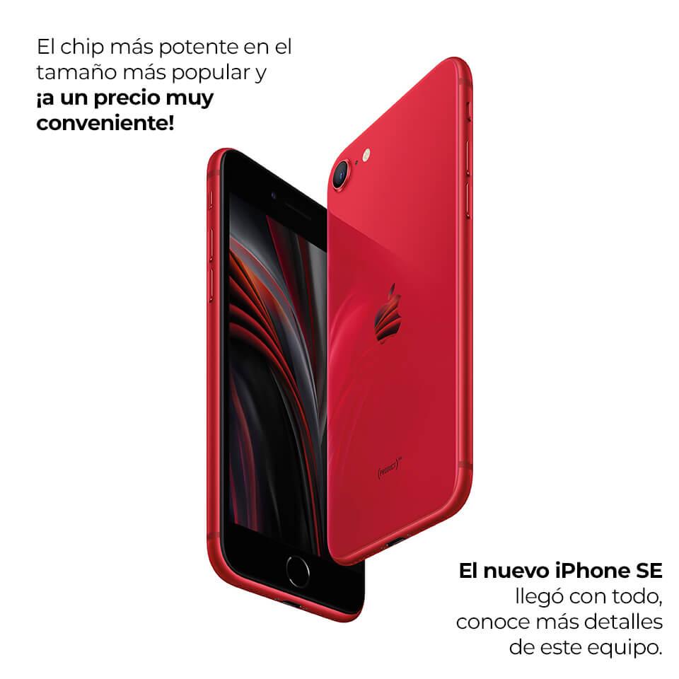 Nuevo iPhone SE.