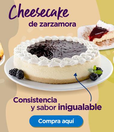 Cheesecake. Consistencia y sabor inigualable