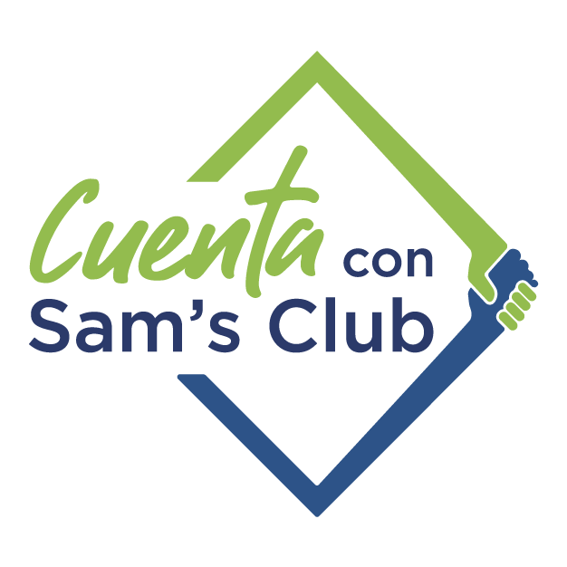 Logo cuenta con samsclub