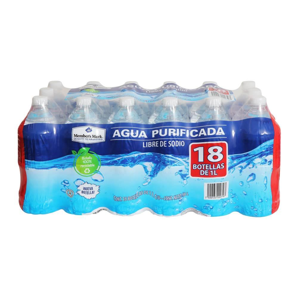 Agua member's mark