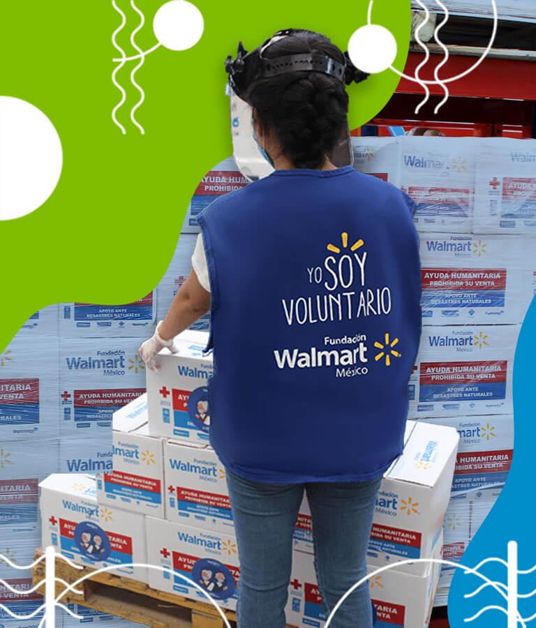 Fundación Walmart reafirma su compromiso con México ante COVID-19