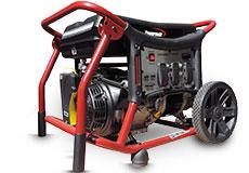 Generador de luz 5400 W, Powermate