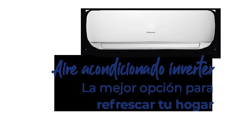Aire acondicionado inverter La mejor opción para refrescar tu hogar