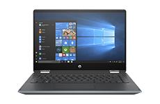 """Laptop 2 en 1, 14"""", Core i3, 8GB, 256 SSD. HP."""
