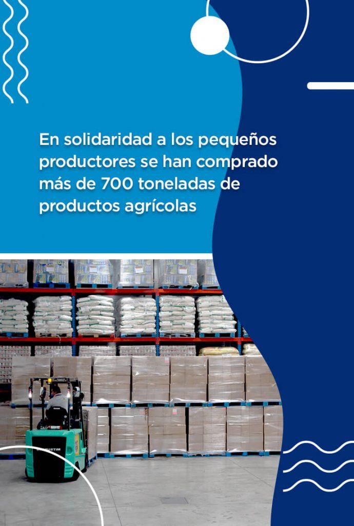 Ayuda para los pequeños productores