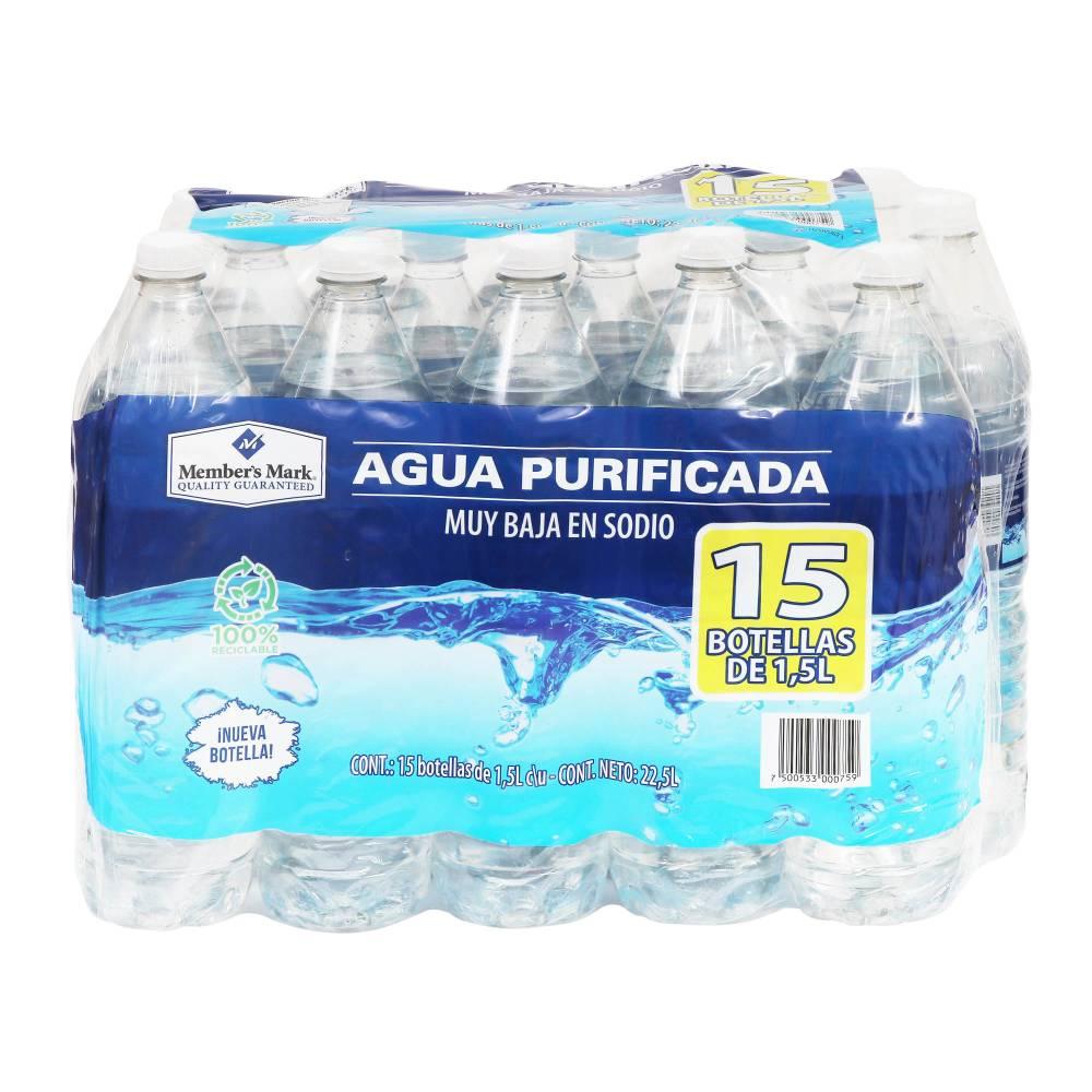 15/1.5LT  agua members mark