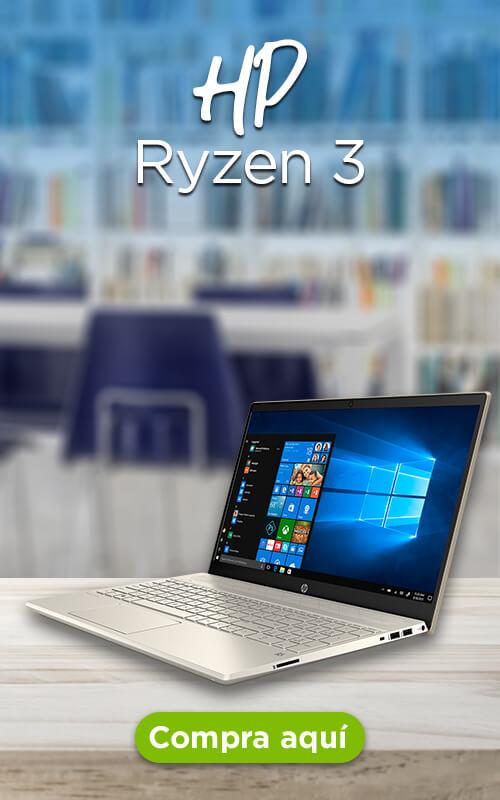 HP Ryzen 3