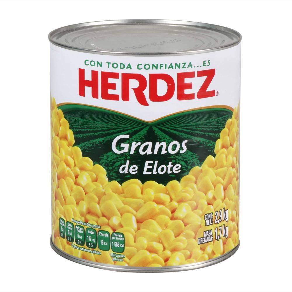 2.9KG ELOTE DORADOHERDEZ