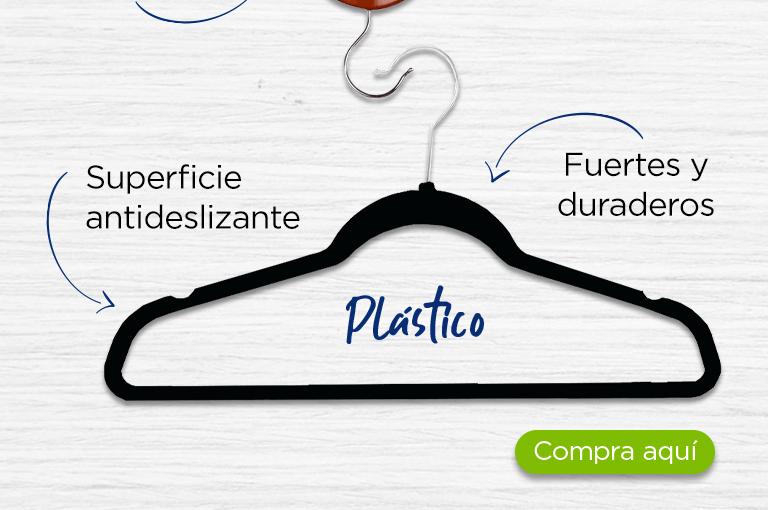 Gancho de plastico Fuertes y duraderos Superficie antideslizante