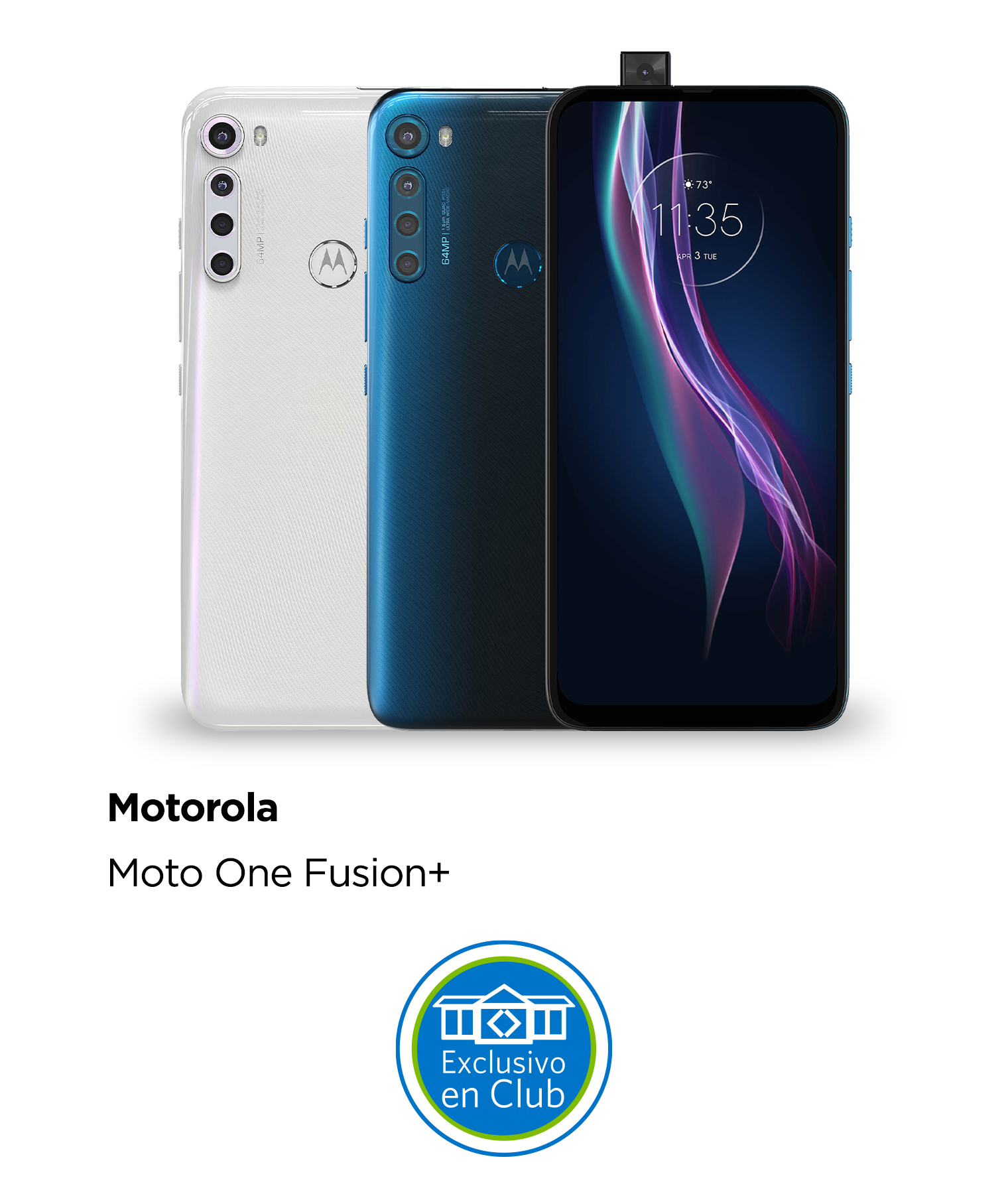 Motorola Moto One Fusion+