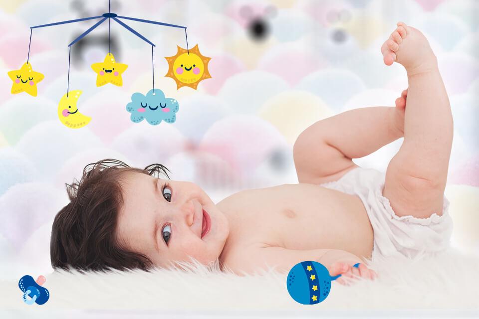 Pañales para bebé