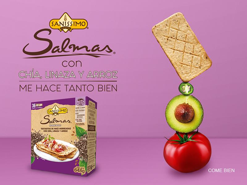 takeover Salmas Grupo Bimbo