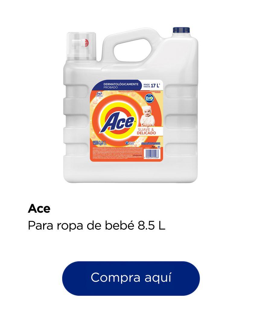 detergente para ropa de bebé