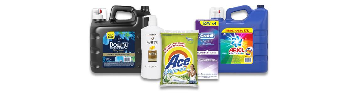 Haz válidos tus cupones en nuestros Clubes y lleva a casa las mejores marcas y productos de P&G