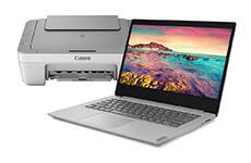 Laptop Lenovo Ideapad Core i3 RAM 8 GB ROM 1 TB