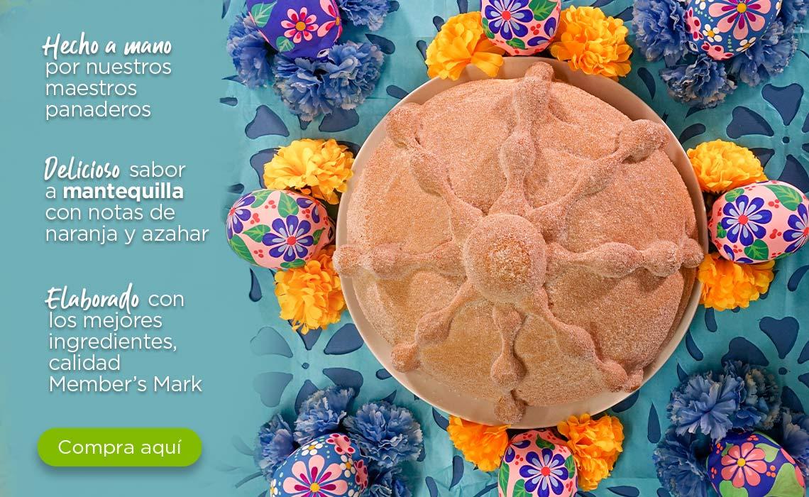Elaborado con los mejores ingredientes, calidad Member's Mark Hecho a mano por nuestros maestros panaderos Delicioso sabor a mantequilla con notas de naranja y azahar
