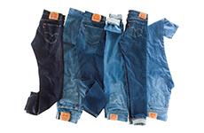 Jeans de mezclilla, Levi`s