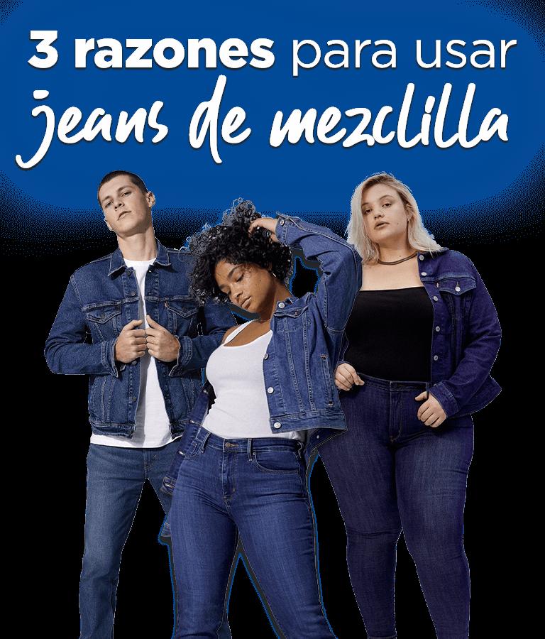 3 razones para usar jeans de mezclilla