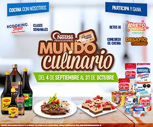 Nestlé Mundo Culinario - Boxbanner - Home Mundo Sams Club  8/225G NESTLE