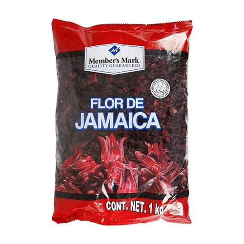 Flor de jamaica, 1 kg, Member's Mark
