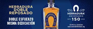 Superbanner Tequila herradura para publi-reportaje