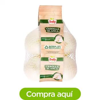 Cebolla Blanca Daily Salad Malla 1.5 kg